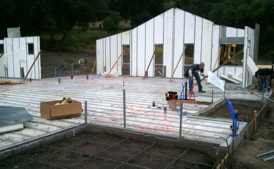 marijuana building plans and pre-construction