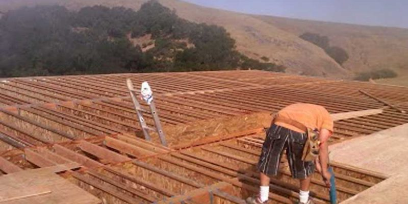 Winery Construction Plans