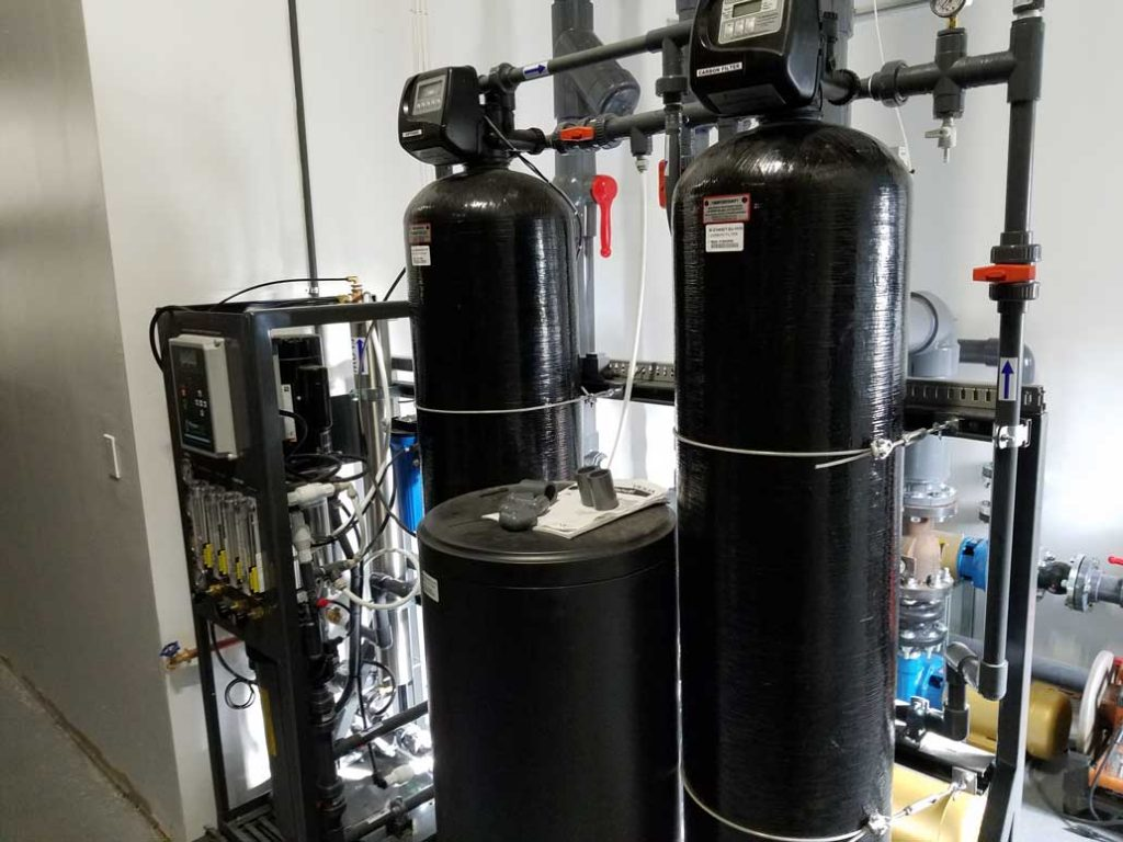 water filtration cannabis grow facility